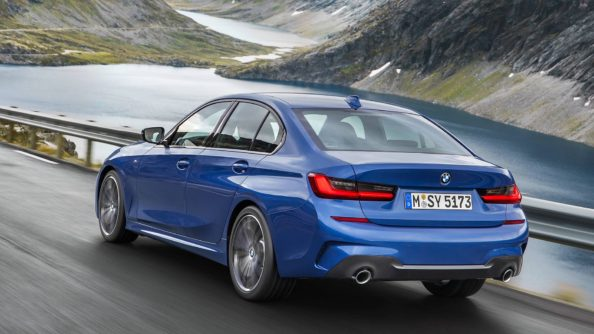 2019 BMW 3 Series Debuts at Paris Motor Show 37