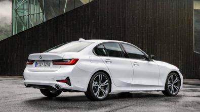 2019 BMW 3 Series Debuts at Paris Motor Show 21