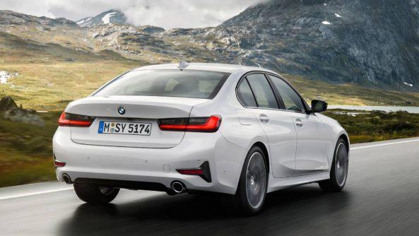 2019 BMW 3 Series Debuts at Paris Motor Show 25