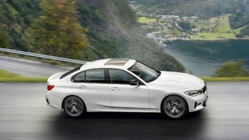 2019 BMW 3 Series Debuts at Paris Motor Show 26