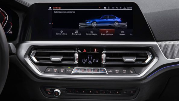 2019 BMW 3 Series Debuts at Paris Motor Show 32