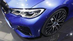 2019 BMW 3 Series Debuts at Paris Motor Show 2