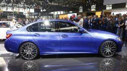 2019 BMW 3 Series Debuts at Paris Motor Show 5