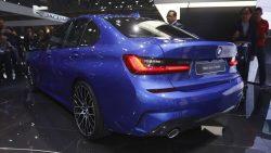2019 BMW 3 Series Debuts at Paris Motor Show 9