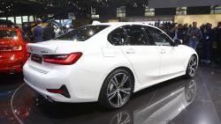 2019 BMW 3 Series Debuts at Paris Motor Show 14