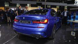 2019 BMW 3 Series Debuts at Paris Motor Show 7