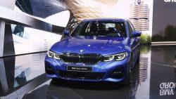2019 BMW 3 Series Debuts at Paris Motor Show 3