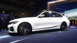 2019 BMW 3 Series Debuts at Paris Motor Show 10
