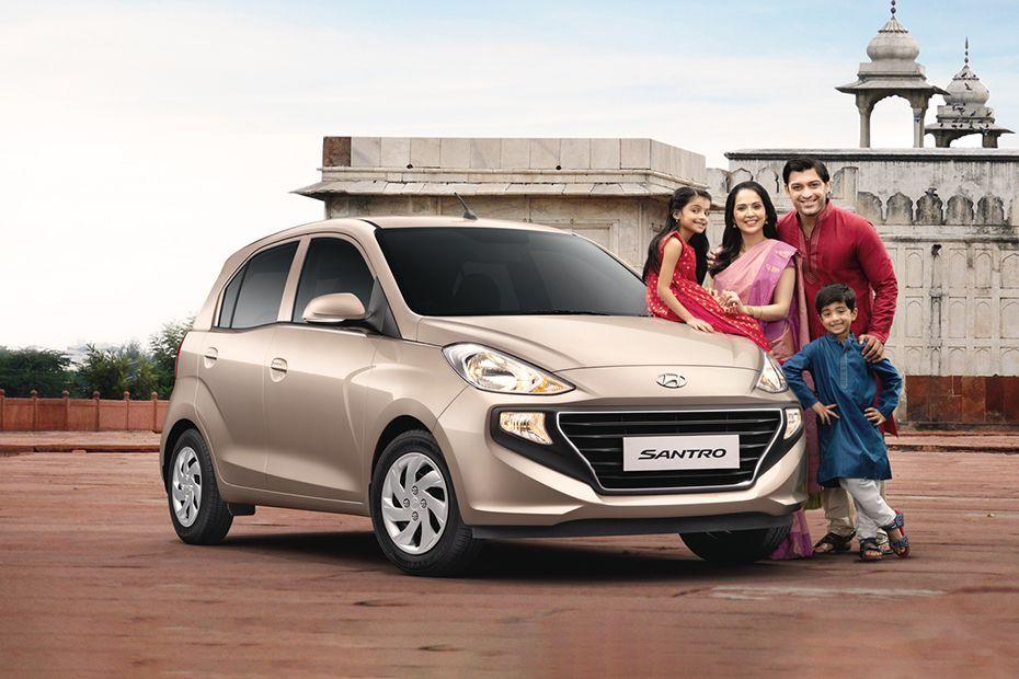 Hyundai Santro Breaches 50,000 Sales Mark in India 4
