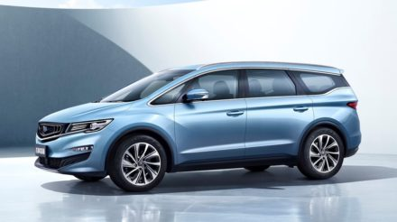 Next Gen Proton Preve to be Based on Geely BinRui 2