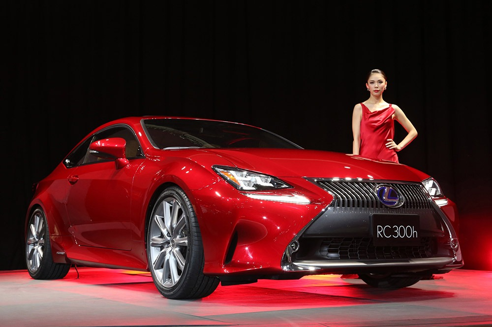 Toyota Considering to Build Lexus Cars in China 8