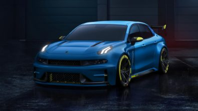 Lynk & Co will Enter FIA World Touring Series with this 500hp TCR Race Car 2