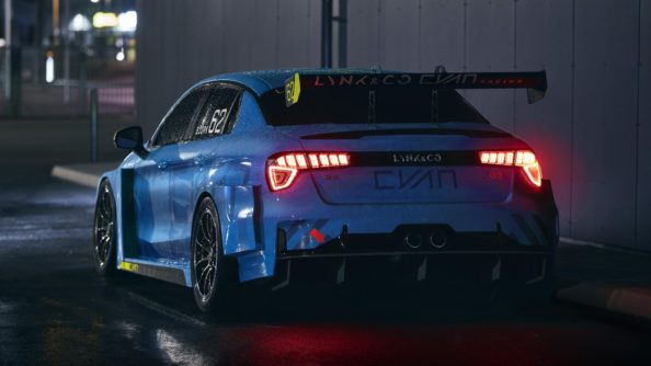Lynk & Co will Enter FIA World Touring Series with this 500hp TCR Race Car 5