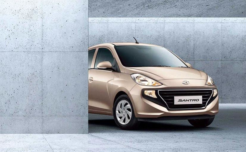 All-New Hyundai Santro Officially Revealed Ahead of Oct 23 Launch 5