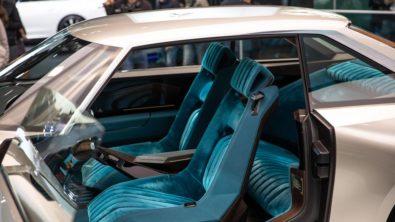 Retro-Styled Peugeot E-Legend Debuts at Paris Motor Show 16