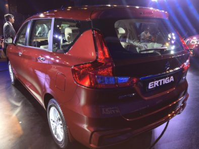 Maruti Launches the All New Suzuki Ertiga Priced From INR 7.44 lac 8