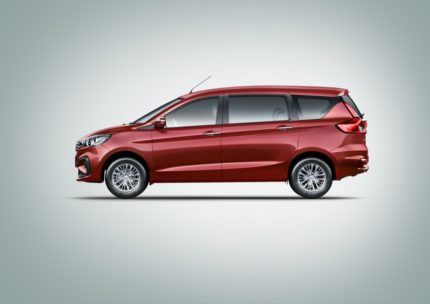 Maruti Launches the All New Suzuki Ertiga Priced From INR 7.44 lac 3