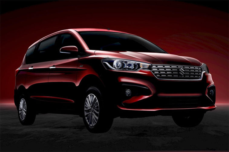 Maruti Launches the All New Suzuki Ertiga Priced From INR 7.44 lac 2