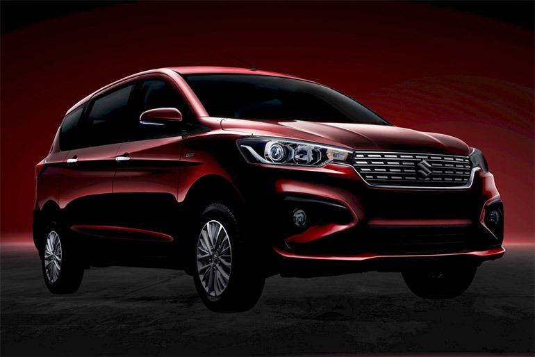 Maruti Set to Launch the New Suzuki Ertiga in India 7