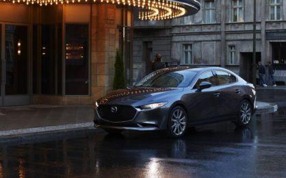 Mazda 3 Wins 2 Awards within a Week 1