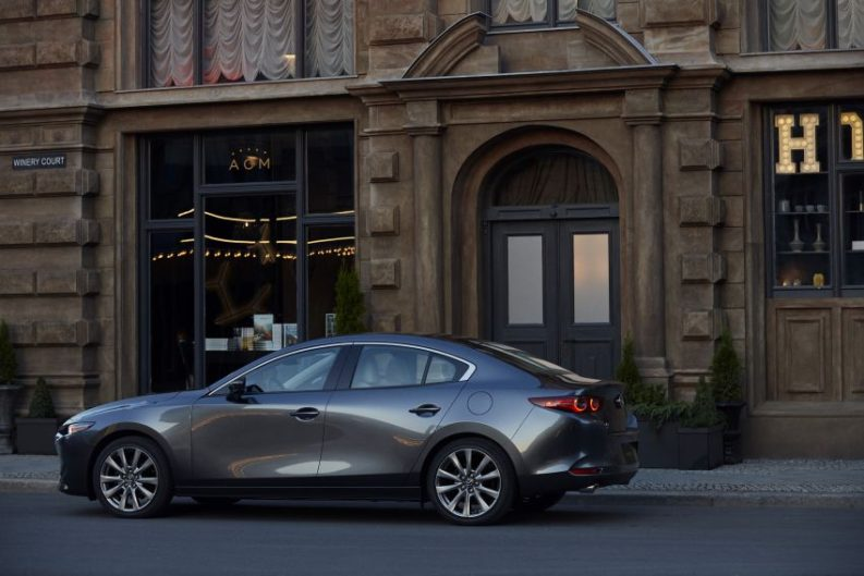 All New 2019 Mazda 3 Officially Revealed 34