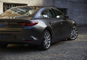 All New 2019 Mazda 3 Officially Revealed 35