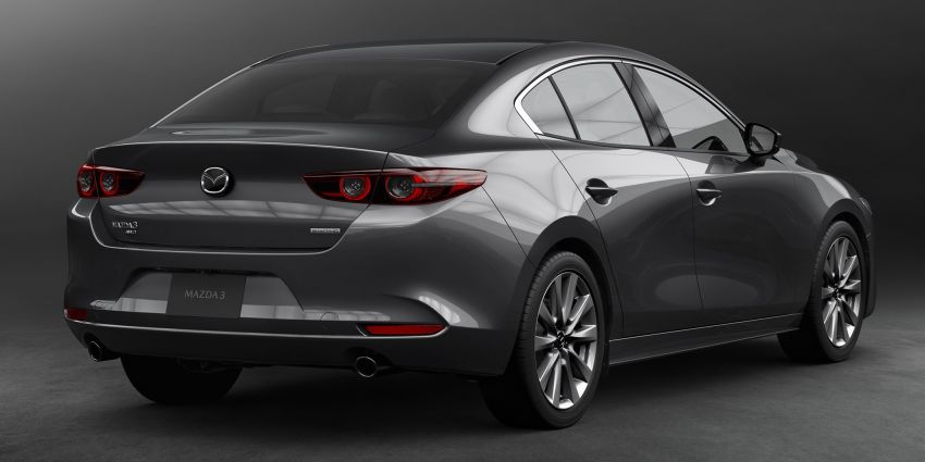 All New 2019 Mazda 3 Officially Revealed 5