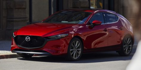 All New 2019 Mazda 3 Officially Revealed 13