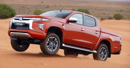 2019 Mitsubishi Triton Facelift Launched 14