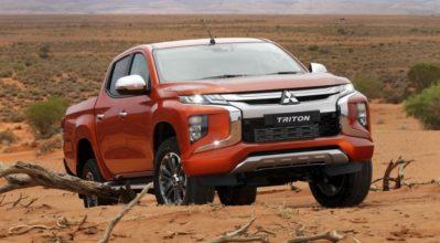 2019 Mitsubishi Triton Facelift Launched 15