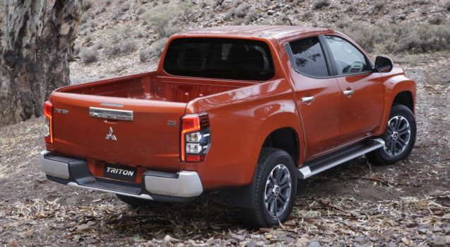 2019 Mitsubishi Triton Facelift Launched 16