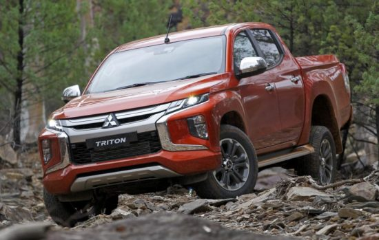 2019 Mitsubishi Triton Facelift Launched 17
