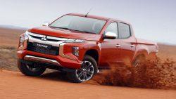 2019 Mitsubishi Triton Facelift Launched 19