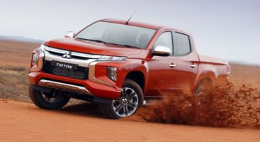 2019 Mitsubishi Triton Facelift Launched 19