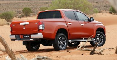 2019 Mitsubishi Triton Facelift Launched 20