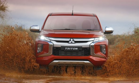 2019 Mitsubishi Triton Facelift Launched 21