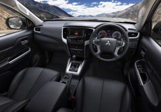 New Mitsubishi Triton Showcased at KLIMS 2018 8