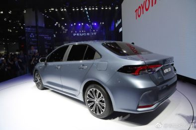 How Will the Next Generation Toyota Corolla for Pakistan Look Like? 7