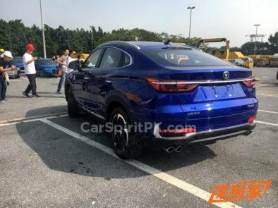 Changan Unveils the CS85 Coupe SUV at Guangzhou Auto Show 3