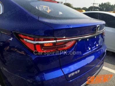 Changan Unveils the CS85 Coupe SUV at Guangzhou Auto Show 5