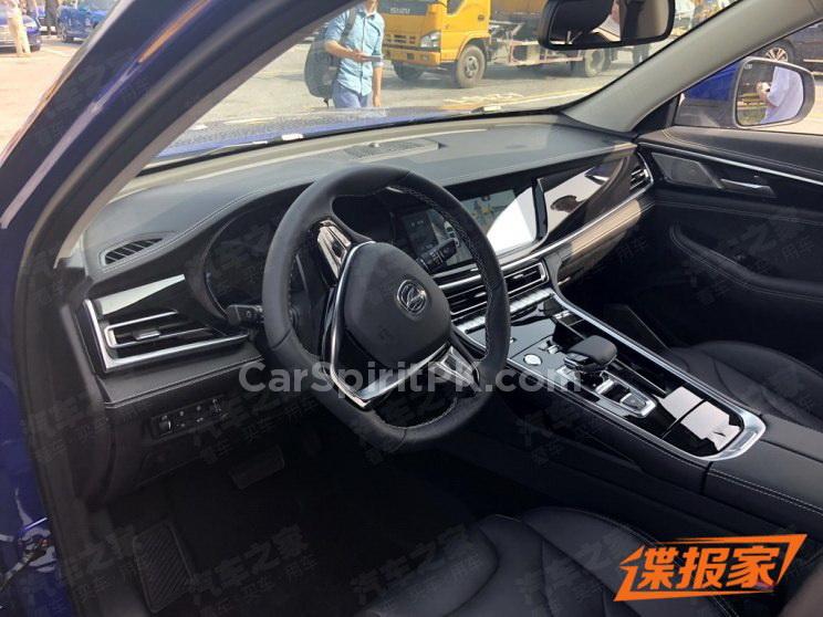 Changan Unveils the CS85 Coupe SUV at Guangzhou Auto Show 7