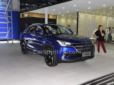 Changan Unveils the CS85 Coupe SUV at Guangzhou Auto Show 13