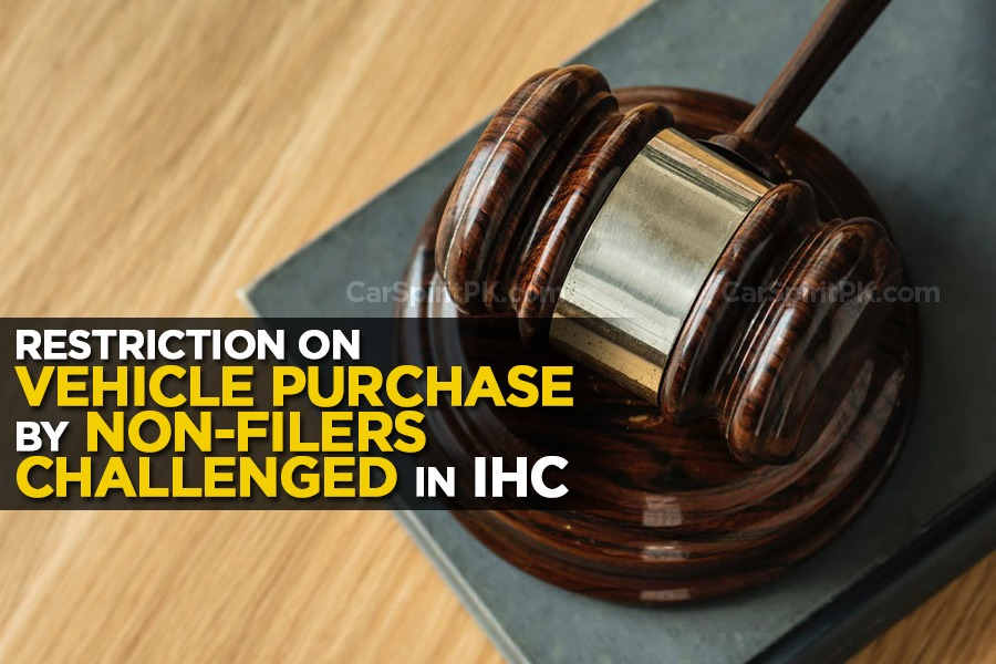 Restriction on Vehicle Purchase by Non-Filers Challenged in IHC 3