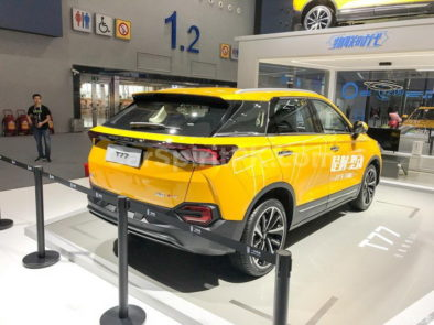 FAW's Flagship Bestune T77 SUV Launched 4