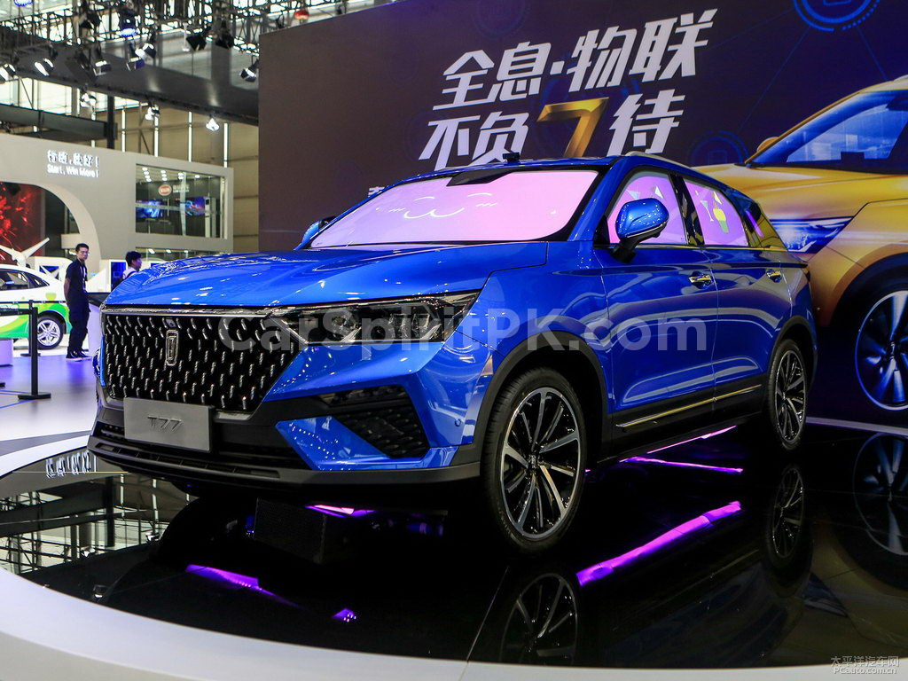 FAW's Flagship Bestune T77 SUV Launched 14
