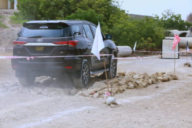Toyota Fortuner Sigma 4 Off-Road Experience 11