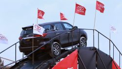 Toyota Fortuner Sigma 4 Off-Road Experience 8