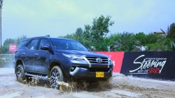 Toyota Fortuner Sigma 4 Off-Road Experience 13
