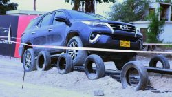 Toyota Fortuner Sigma 4 Off-Road Experience 3
