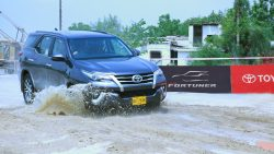 Toyota Fortuner Sigma 4 Off-Road Experience 12